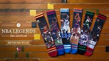Stance NBA Legend Collection Limited Mens Socks BRAND NEW 2013 LARGE COLLECTION