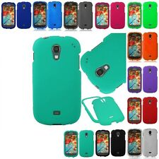 Rubberized Hard Case Snap On Phone Cover For Samsung Galaxy Light T399 T-Mobile