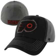 '47 Brand Philadelphia Flyers Franchise Plasma Fitted Hat - Black/Gray