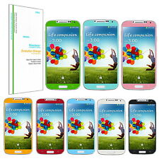 iEco-case New Color Screen Protector Film Skin for Samsung galaxy S4 i9500