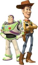 WOODY & BUZZ Toy Story Decal Removable WALL STICKER Decor Art Kids FREE SHIPPING