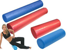 Foam Roller Yoga Pilates Massage Exercise Fitness Gym 45cm x 15cm / 90cm x 15cm