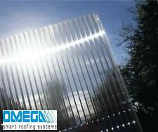 10mm Bronze Polycarbonate Roofing & Glazing Sheets - Various Sizes
