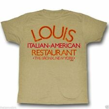 New Authentic Mens The Godfather Louis Restaurant Tee Shirt Size S-2Xl