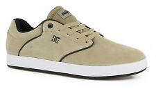 DC Shoe Co Company Mikey Taylor S Tan Suede Pro Model Signature Skate Shoe BNIB