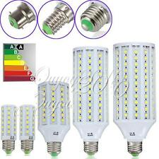 E27/E14/B22 6W/9W/12W/16W/20W LED 5050 SMD Saving Corn Light Bulb Lamp 110V 220V