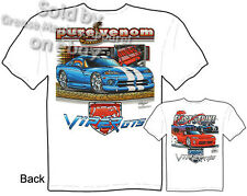 Dodge T Shirt Mopar Shirts Dodge Viper Pure Venom GTS RT/10 Muscle Car Apparel