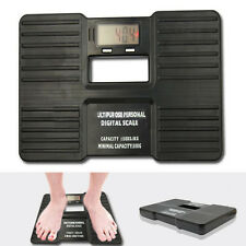 Digital LCD Portable Personal Electronic Weight Body Bathroom Health Scale 330lb