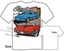 Corvette Shirt Corvette Apparel Chevy T Shirts 1963 1967 Stingray Clothing Vette