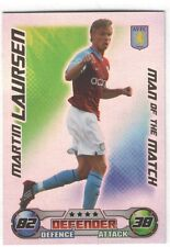 Match Attax 08/09 Ltd Ed, MOTM & Star Player Pick Your Own From List