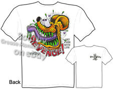 Rat Fink Shirts Ed Roth Rat Fink Big Daddy Clothing Revenge Ed Roth Apparel Tee