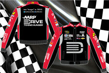 Jeff Gordon Nascar Jacket Drive To End Hunger Black Red Nascar Jacket