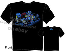 Hot Rod Clothes Ford Tshirt Hot Rod Clothing Automotive Shirts 1932 Roadster Tee