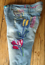 DESIGUAL JEANS GR.36 38 40 42 REGULAR FIT NEW