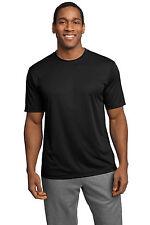 SPORT TEK Dri-Fit Workout Running  New Men's CROSS TEE T-SHIRT S-4XL 3XL ST350