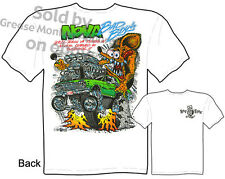 Ratfink T Shirts Big Daddy Clothing Nova T Shirts 1962 1963 1964 1965 Chevy Tee