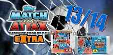 Match Attax EXTRA 2013/2014 13/14: SQUAD UPDATES MAN UTD - WEST HAM UNITED