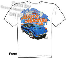 Corvette Apparel Chevrolet Clothing C3 Corvette T Shirts 1968 1969 427 Stingray
