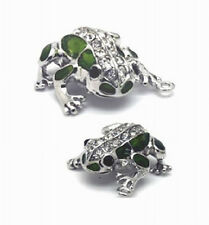 Vivid Metal Crystal Frog Model usb memory stick flash pen thumb drive 4-32GB F14