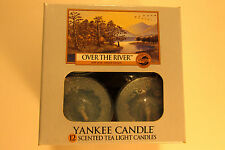 Yankee Candle Scented Tea Lights Box of 12  new see variations