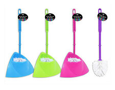 """Brights"" Free Standing Toilet Brush & Holder"