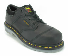 Womens Dr Martens Airwair Steel Toe Cap Safety Working Shoes Sizes 3 to 7