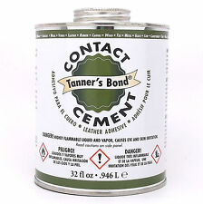Tanners Bond Craftsman Contact Cement 1 Quart (.946 L) Original 2525-03
