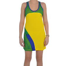 adidas Performance FIFA Brazil World Cup Womens Football Soccer Tank Dress