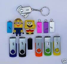 Genuine Capacity USB 2.0 Flash drive Memory Stick 32GB 16GB 8GB 4GB