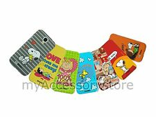 For iPhone 5 5S Snoopy Image Snap On Protector Slim Hard Phone Case Cover