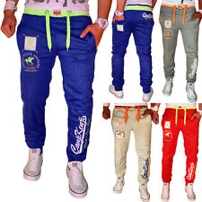 Zahida Men's Tracksuit Bottoms Joggers Trackies Training Sports Trousers Pants