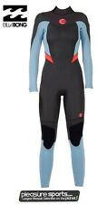 Billabong Surf Capsule 3/2mm Wetsuit 302 Synergy Flatlock Women's Wetsuit