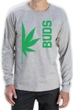 Best Buds Couples BUDS Long Sleeve T-Shirt Matching Canabis Dope Weed Drugs SWAG