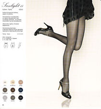 Gerbe, Paris, Sunlight 15. Sheer tights, 15 denier appearance