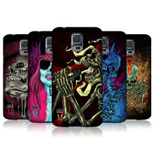 HEAD CASE SKULL OF ROCK PROTECTIVE SNAP-ON CASE FOR SAMSUNG GALAXY S5