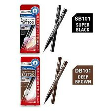 1 DAY TATTOO☆K-Palette Japan-REAL LASTING EYELINER 24h WP All♪2colors