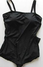 NWT Maxine Skirted Front Maillot Plus Size Swim Bathing Suit Tummy Control 22 W