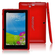 "16GB Multi-Color Moonar 7"" Tablet PC Android 4.2 Dual Core Dual Camera A23 WIFI"
