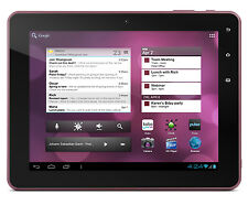 "Ematic EXP8 8GB 9.7"" Android 4.0 Multimedia IPS Multitouch Tablet Dual HD Camera"
