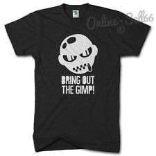 Bring Out the Gimp Funny Tshirt Pulp Mens Womens Comic Top Movie Film