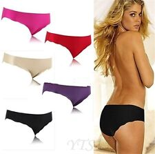 Hot Women's Seamless Briefs Hipster Sexy Underwear Panties Underpants Lingerie