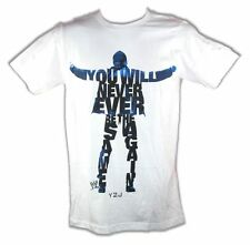 Chris Jericho Y2J Never Be the Same Mens White T-shirt