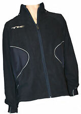 TK Hockey Tioman Mens Fleece Training Jacket Red or Navy