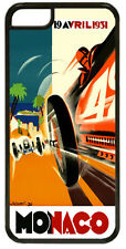 Monaco Grand Prix 1931 Cover/Case For iPhone 5C. Vintage Poster Car Race Gift