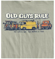 Old Guys Rule'The older I get, the better I was' - cars