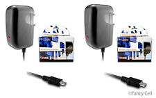 2 New Micro USB AC Universal Battery Travel Home Wall Charger for LG Cell Phones
