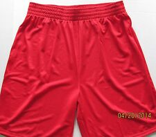 NWT Mens Under Armour Heat Gear Mesh Athletic Basketball Work Out Shorts 2XL 4XL