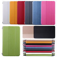 """Folio Slim Shell Case Stand Cover for Samsung Galaxy Tab 4 8 8.0"""" Inch SM-T330NU"""