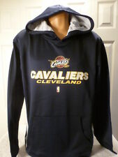 4614 NBA Collection CLEVELAND CAVALIERS THERMA BASE Hooded Jersey SWEATSHIRT