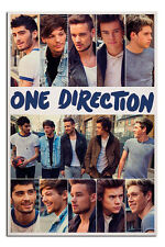 One Direction 2014 Scrapbook Large Maxi Wall Poster New